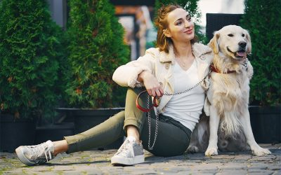 hire the best dog walker for your pup